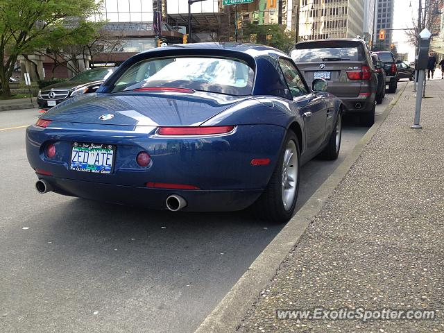 Bmw Z8 Spotted In Vancouver Canada On 03 26 2016 Photo 2