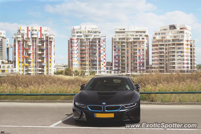 ברצינות BMW I8 spotted in Herzeliya, Israel on 04/08/2016 TY-63