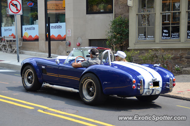 Shelby Cobra spotted in Doylestown, Pennsylvania