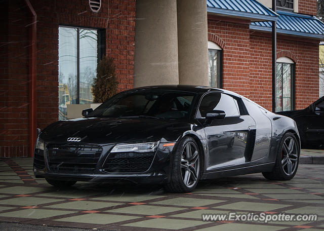 Audi R8 Spotted In Columbus Ohio On 04 09 2016