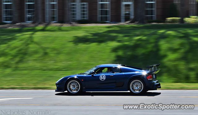 Noble M12 GTO 3R spotted in Charlotte, North Carolina