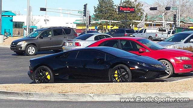 lamborghini huracan spotted in albuquerque new mexico on 11 12 2015. Black Bedroom Furniture Sets. Home Design Ideas