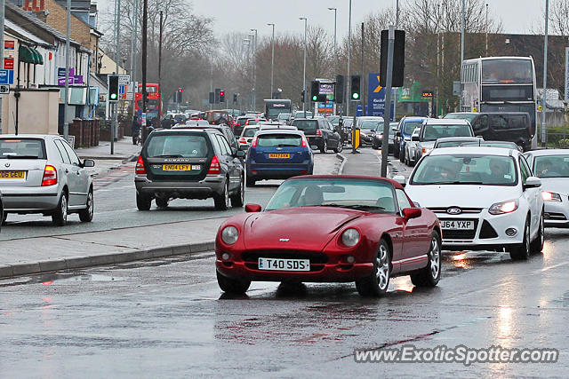 TVR Chimaera spotted in Cambridge, United Kingdom