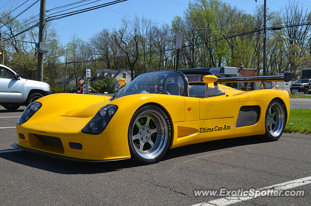 Ultima GTR spotted in Warminster, Pennsylvania