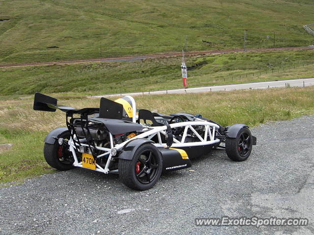 Ariel Atom spotted in Snaefell, United Kingdom