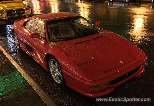 Ferrari F355 spotted in Columbus, Ohio