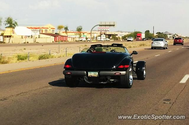 Plymouth Prowler spotted in Tucson, Arizona