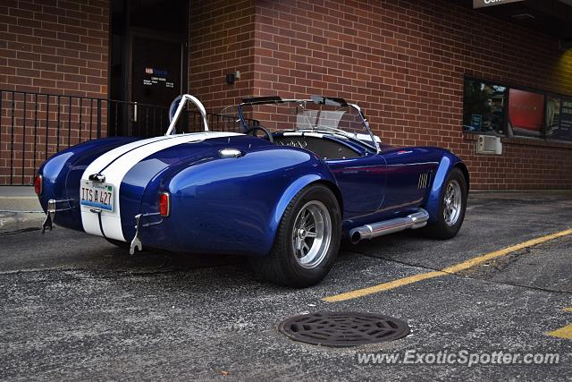 Shelby Cobra spotted in Downers Grove, Illinois