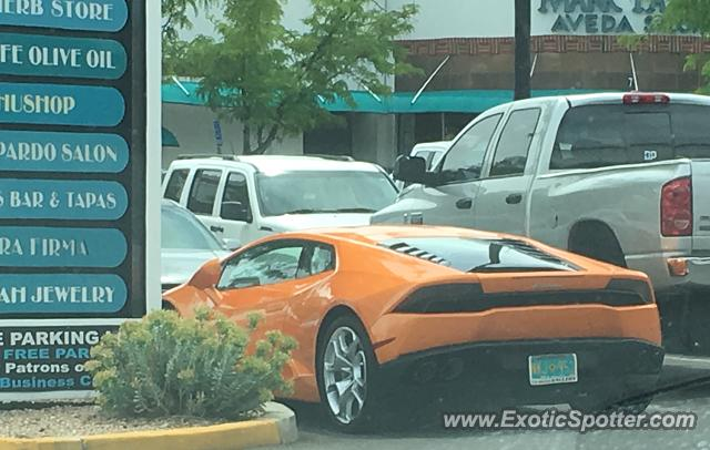 lamborghini huracan spotted in albuquerque new mexico on 05 15 2016. Black Bedroom Furniture Sets. Home Design Ideas