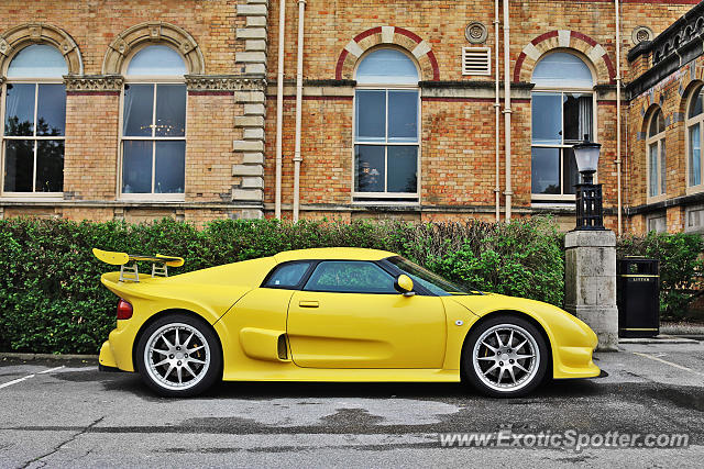Noble M12 GTO 3R spotted in York, United Kingdom