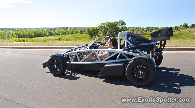Ariel Atom spotted in Parker, Colorado