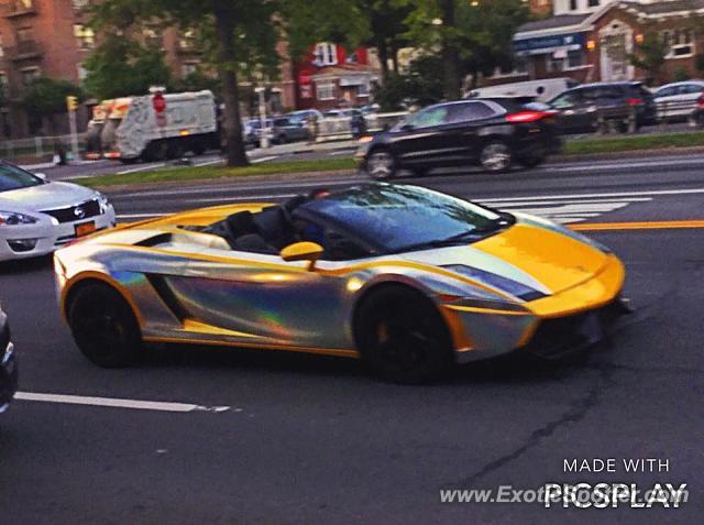 Lamborghini Gallardo Spotted In Brooklyn New York On 07