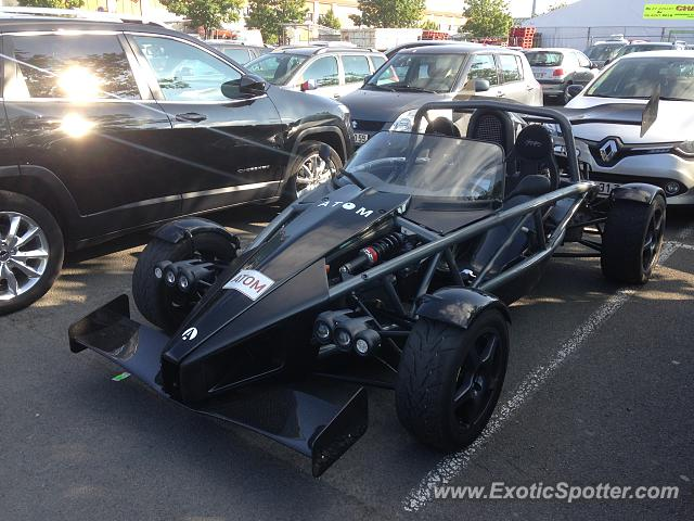 Ariel Atom spotted in Roncq, France