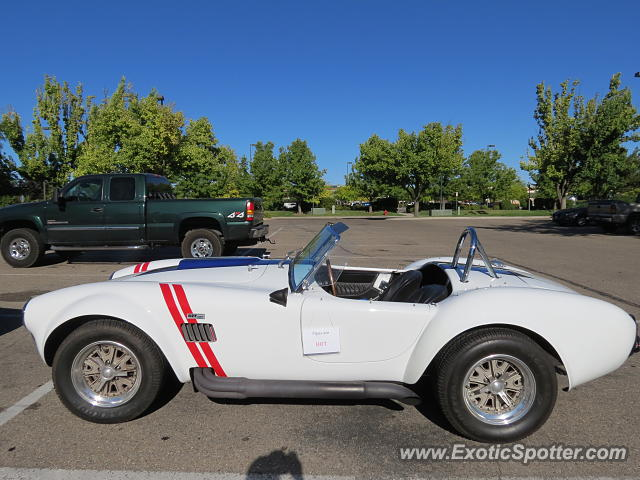 Shelby Cobra spotted in Boise, Idaho