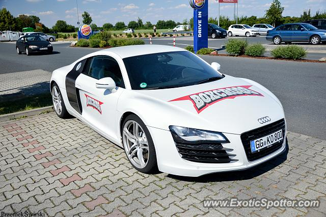 Gross-Gerau Germany  city photos gallery : Audi R8 spotted in Gross Gerau, Germany on 07/19/2016