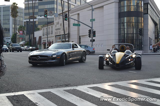 Ariel Atom spotted in Beverly Hills, California