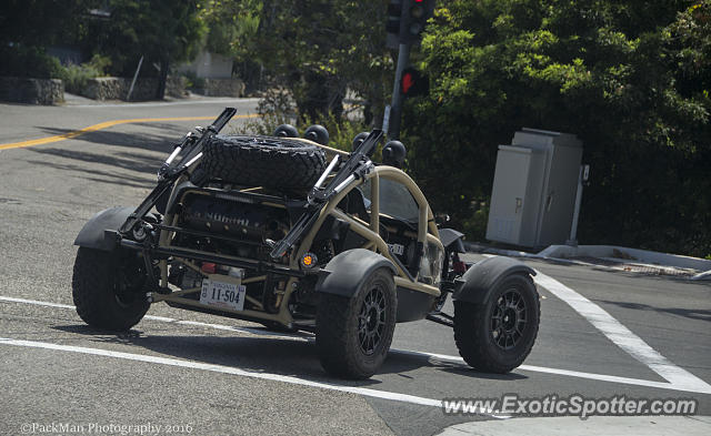 Ariel Nomad spotted in Montecito, California