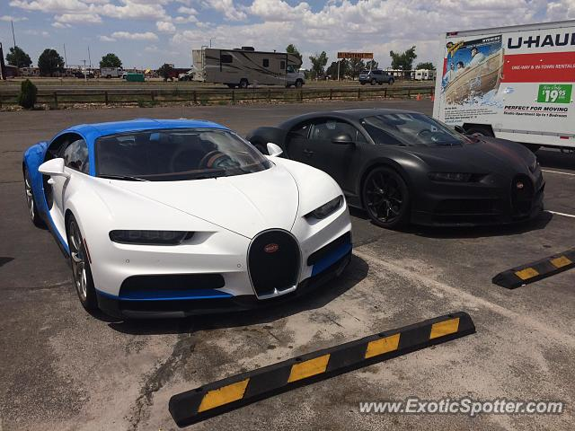 Bugatti Chiron spotted in Grand Canyon, Arizona