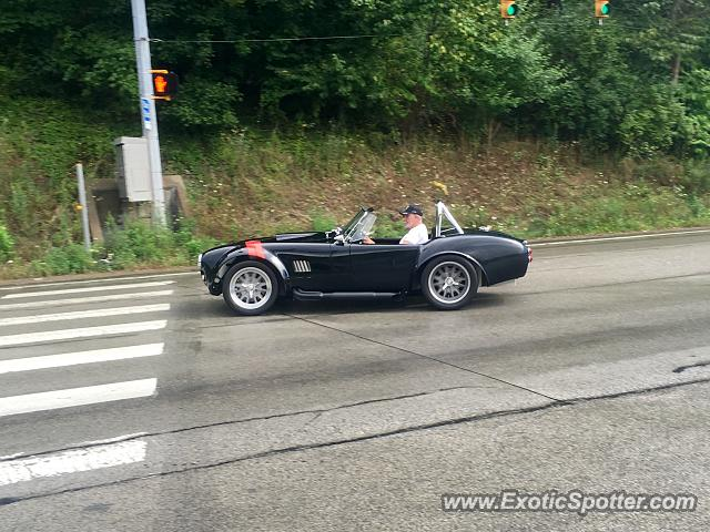 Shelby Cobra spotted in Pittsburgh, Pennsylvania