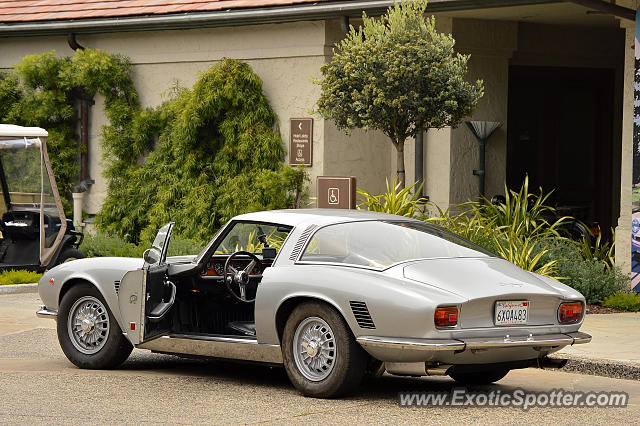 Iso Rivolta Grifo spotted in Pebble Beach, California