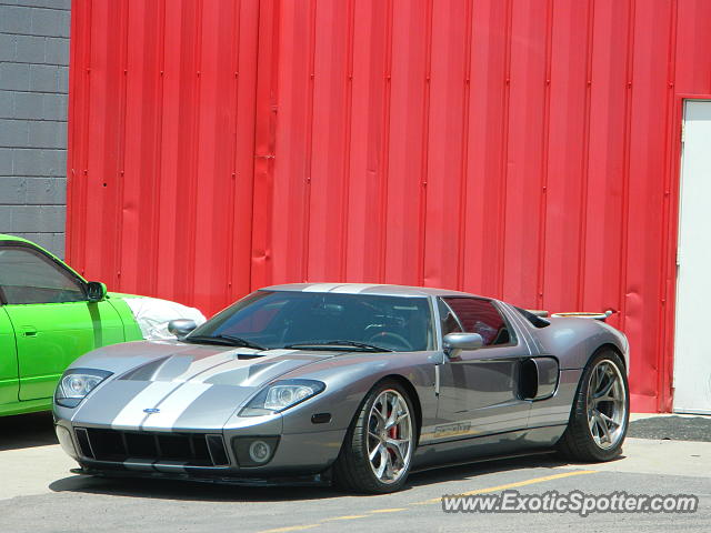 Ford GT spotted in Albuquerque, New Mexico