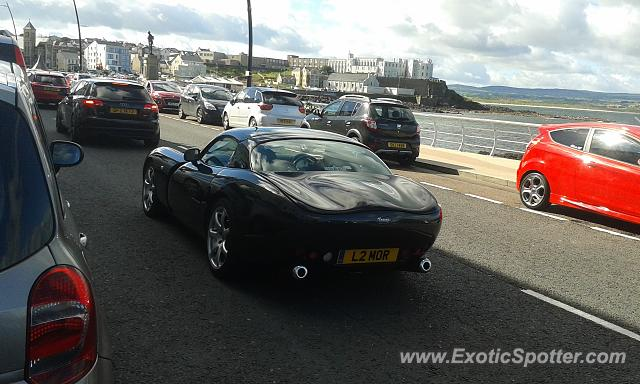 TVR Tuscan spotted in Portstewart, Ireland