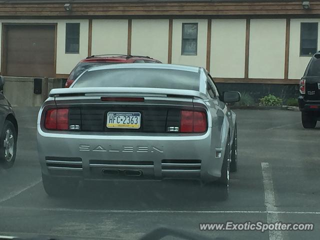 Saleen S281 spotted in Cambridge Spring, Pennsylvania
