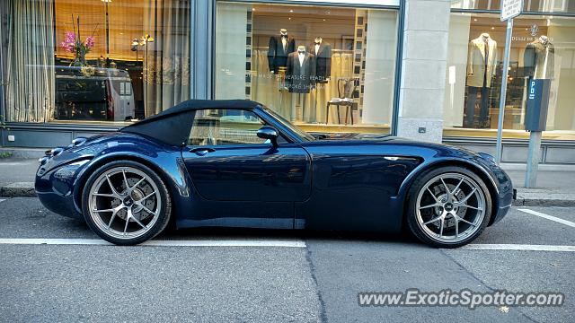 Wiesmann Roadster spotted in Zurich, Switzerland
