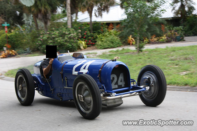 Bugatti 35b spotted in Stuart, Florida