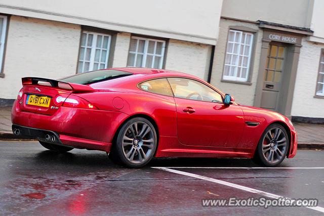 Jaguar Xkr S Spotted In Cambridge United Kingdom On 11 21