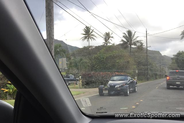 Plymouth Prowler spotted in Honolulu, Hawaii