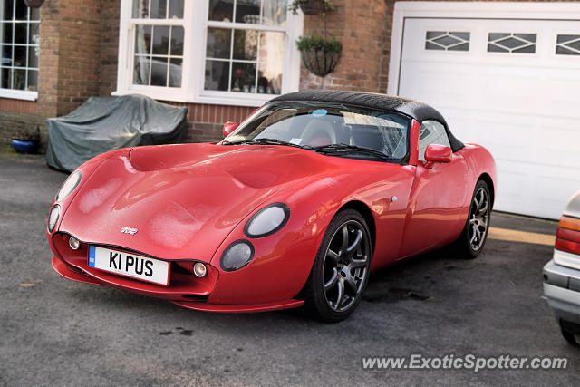 TVR Tuscan spotted in Reading, United Kingdom