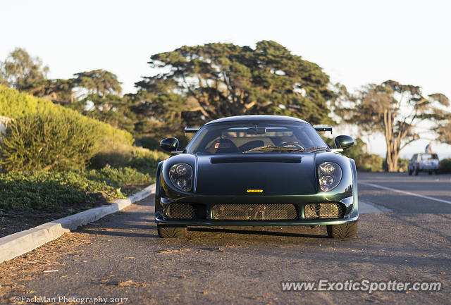 Noble M12 GTO 3R spotted in Santa Barbara, California