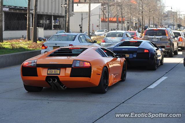 Lamborghini Murcielago Spotted In Manhattan New York On