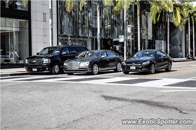 bentley flying spur spotted in beverly hills california. Cars Review. Best American Auto & Cars Review