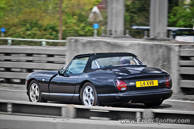 TVR Chimaera spotted in Blue Bell Hill, United Kingdom