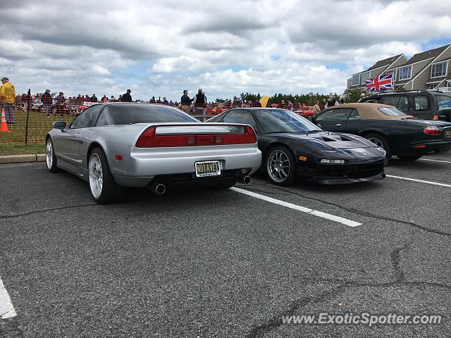 Acura NSX spotted in Lewes, Delaware