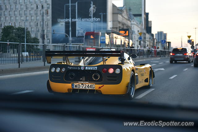Ultima GTR spotted in Warsaw, Poland