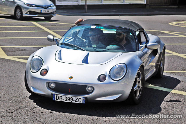 Lotus Elise spotted in York, United Kingdom