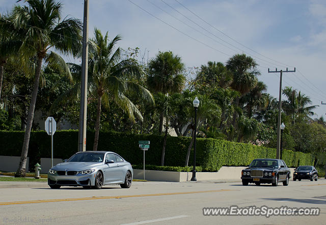 Bentley Mulsanne spotted in Palm Beach, Florida