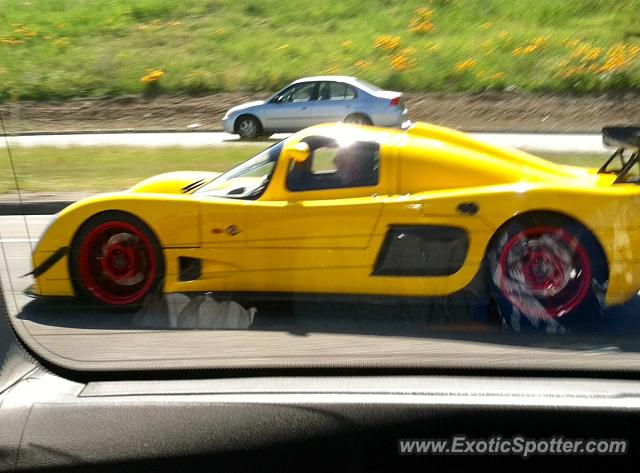 Ultima GTR spotted in Morgan Hill, California