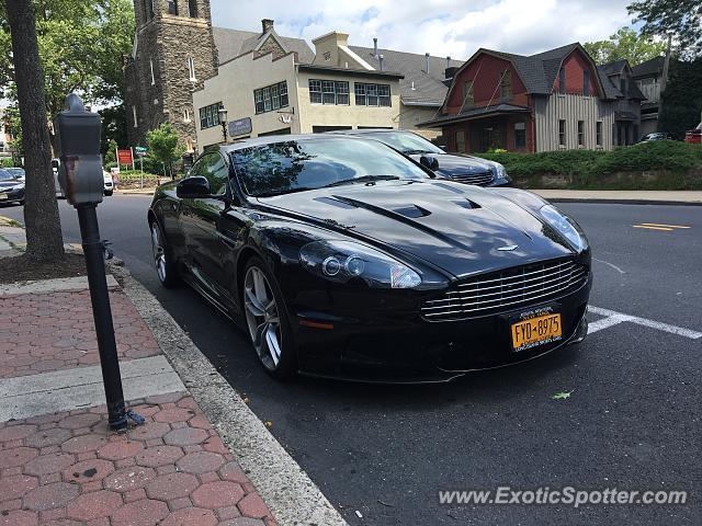 Aston Martin Dbs Spotted In Doylestown Pennsylvania On 06 19 2017