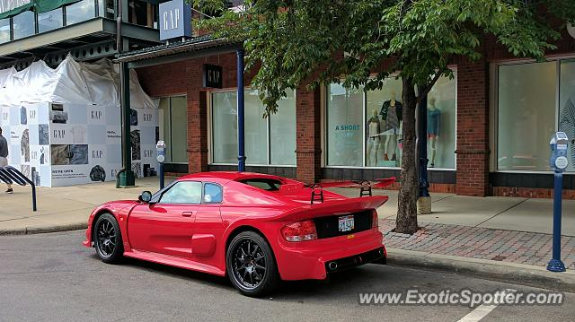 Noble M400 spotted in Columbus, Ohio