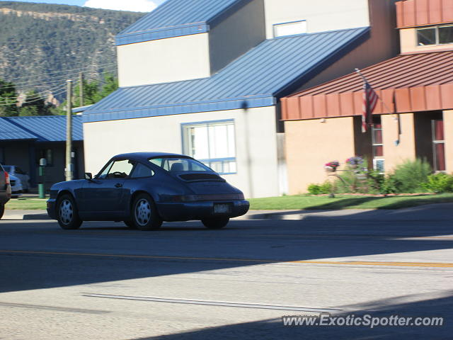 Porsche 911 Spotted In Durango Colorado On 06192017 Photo 2