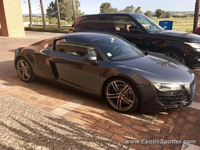Audi R8 spotted in Vilamoura, Portugal