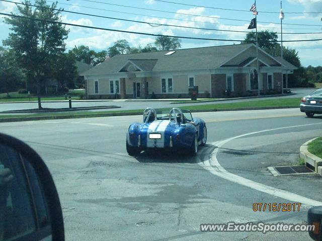 Shelby Cobra spotted in Mechanicsburg, Pennsylvania