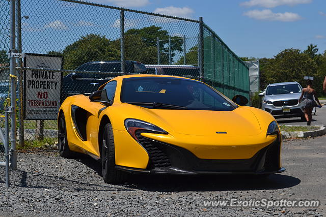 Mclaren 650S spotted in Long Branch, New Jersey