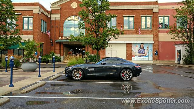 Mercedes amg gt spotted in columbus ohio on 07 10 2017 for Mercedes benz columbus ohio