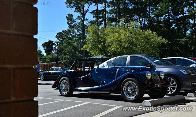 Morgan Aero 8 spotted in Raleigh, North Carolina