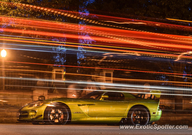 Dodge Viper spotted in Downers Grove, Illinois
